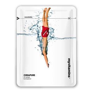 Creatine Monohydrate (Creapure®) Capsules