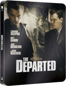 The Departed - Unter Feinden - Zavvi exklusives Limited Edition Steelbook (Ultra Limited Print Run)