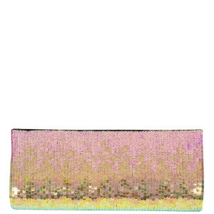 French Connection Sizzel Sequins Clutch