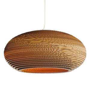 Graypants Disc Pendant Lampshade 24 Inch