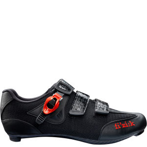 Fizik R3 Road Shoe - Black/Red