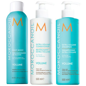 Moroccanoil The Ultimate Volume Collection (worth £91.25)