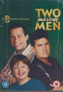 Two and a Half Men - Seizoen 3 Box Set