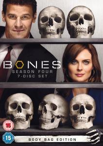 Bones - Seizoen 4 - Compleet