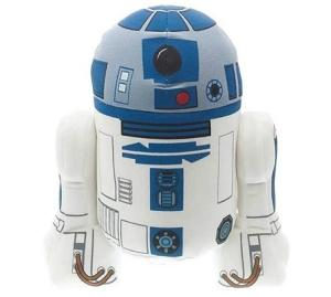 Star Wars - 9 Inch Talking R2D2 Plush