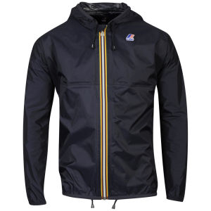 K - Way Men's Claude Classic Full Zip Jacket - Navy