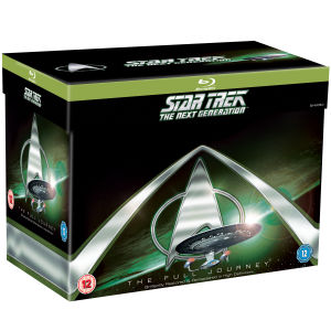 Star Trek: The Next Generation Komplettes Blu-ray Boxset