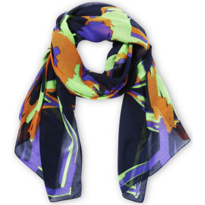 McQ Alexander McQueen Angry Bunny Scarf - Kiwi