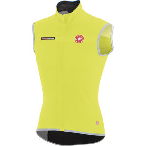 Castelli Fawesome 2 Vest - Yellow Fluo