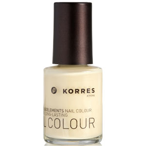 Korres Nail Colour - Pastel Lemon 34