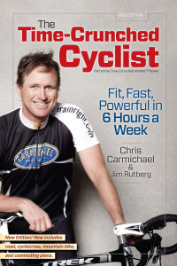 Time Crunched Cyclist Book