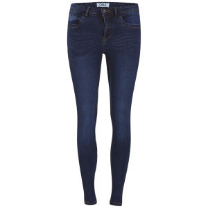 ONLY Women's Kendell Regular Skinny Jeans - Indigo
