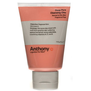 Anthony Logistics for Men Deep Pore Cleansing Clay Mask (113g)