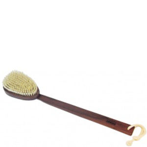 Hydrea London - Walnut Wood Bath Brush