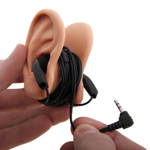 Ear Shaped Headphone Cable Tidy