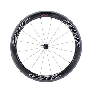 2013 Zipp 404 Firecrest Clincher Front Wheel - Beyond Black