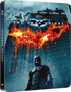 The Dark Knight - Limited Edition Steelbook