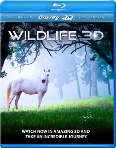 Wildlife 3D (Bevat 2D Version)