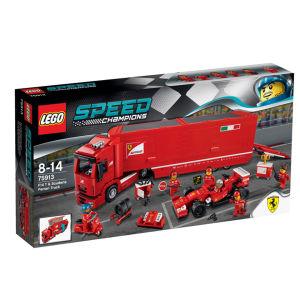LEGO Speed Champions: F14 T & Scuderia Ferrari Truck (75913)