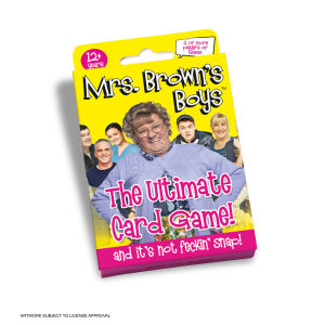 Paul Lamond Games Mrs. Brown's Card Game