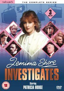 Jemima Shore Investigates: Complete Serie
