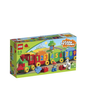 LEGO DUPLO: Number Train (10558)