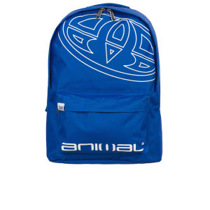 Animal Albay Backpack - Blue/White
