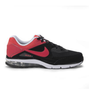 Nike Men's Air Max Rebel Trainers - Black