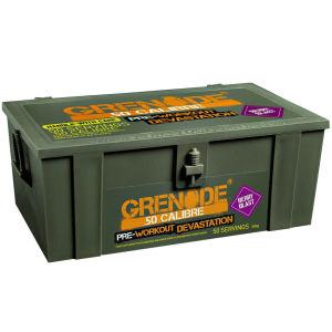 Grenade 50 Calibre Ammo Box