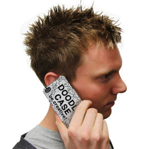 Doodle Case for iPhone 4