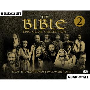 Bible Epic Movies - Volume 2