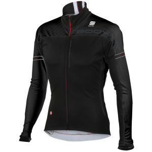 Sportful Men's Bodyfit Pro Windstopper Jacket - Black