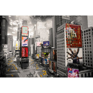 New York Times Square Ariel - Maxi Poster - 61 x 91.5cm