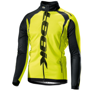 Look Men's Pro Team Long Sleeve Jersey - Black/Fluorescent Yellow