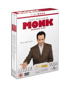 Monk - Seizoen 5