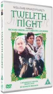 Twelfth Night (Briers, Langrishe)