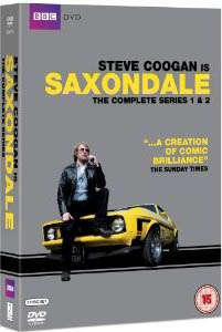 Saxondale - Seizoen 1-2 - Compleet
