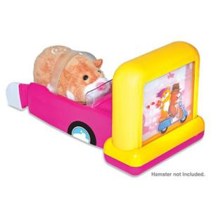 Zhu Zhu Pets Hamster Add On Playset Drive in Movie