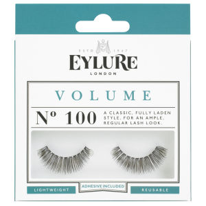 Pestañas postizas Eylure Naturalite Lashes - Super Full (100)
