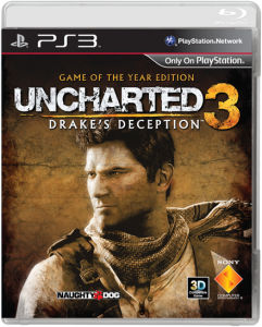 Uncharted 3: Game Of The Year Edition