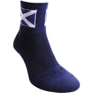 SockGuy Scotland Cycling Socks