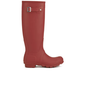 Hunter Women's Original Tall Wellies - Military Red