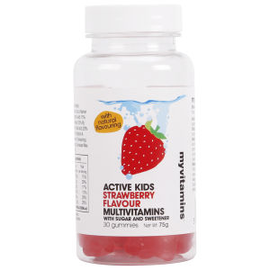 Active Kids - Multivitamins (Strawberry Bears)