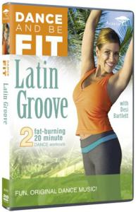 Dance And Be Fit - Latin Groove
