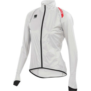 Sportful Hot Pack 5 Donna Cycling Jacket - White