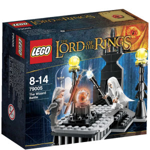 LEGO Lord of the Rings: The Wizard Battle (79005)