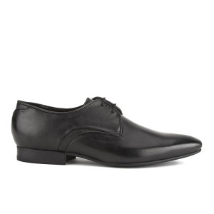 H Shoes by Hudson Men's Dawlish Derby Shoes - Black