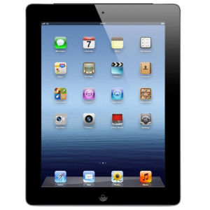 Apple New iPad 3rd Generation - 16GB Wi-Fi & 4G Tablet in Black (MD366B/A)