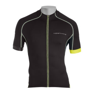 Northwave Black Mamba Ss Fz Cycling Jersey