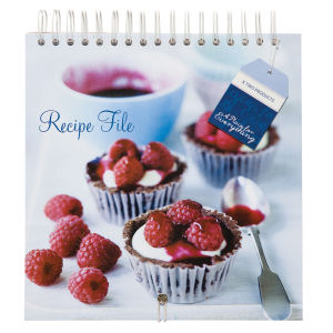 KTWO Recipe File - Raspberries